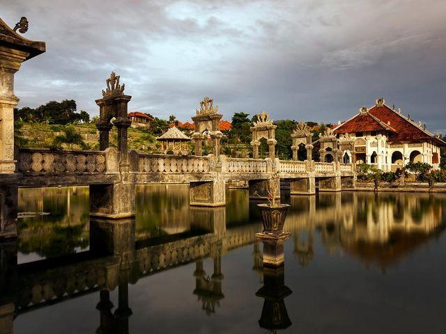East Bali:  Ujung Water Palace