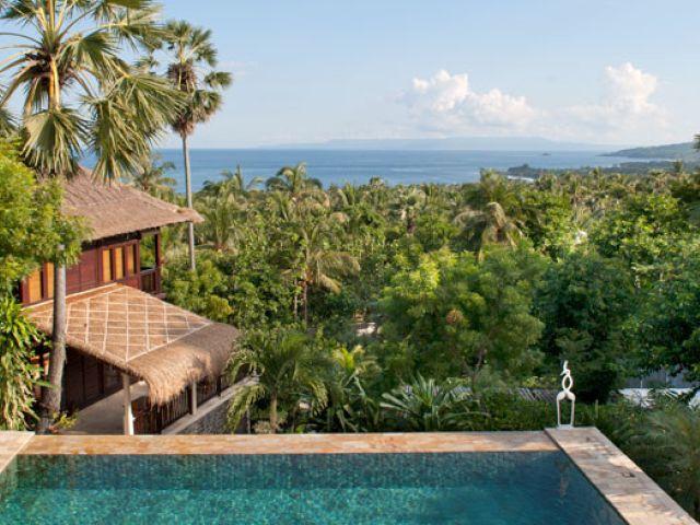 East Bali:  Villa Flow