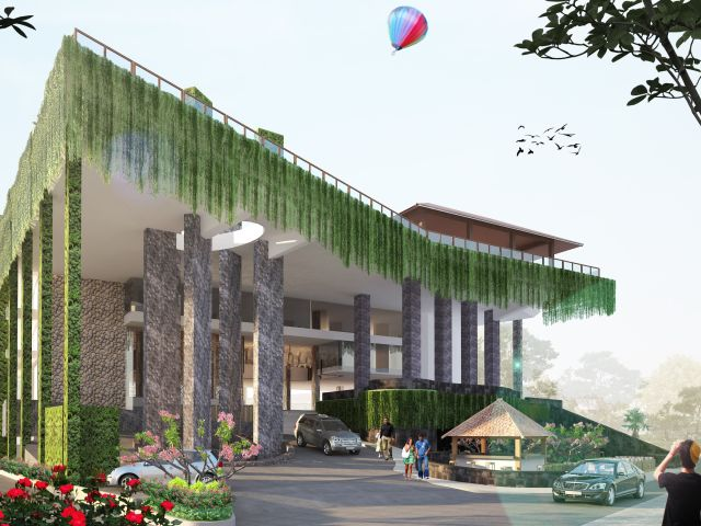 New hotel in Bali: Four Points by Sheraton Bali