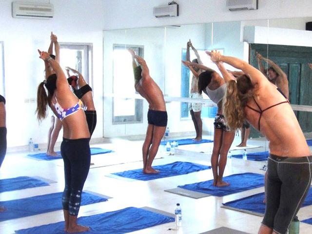 Jiwa Bikram Yoga