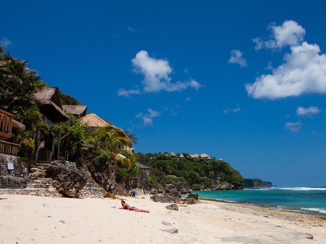 Bali's best beaches: Bingin Beach