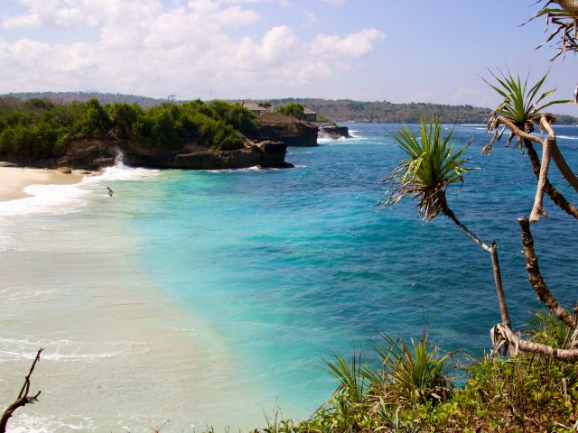 Bali's best beaches:  Dream Beach
