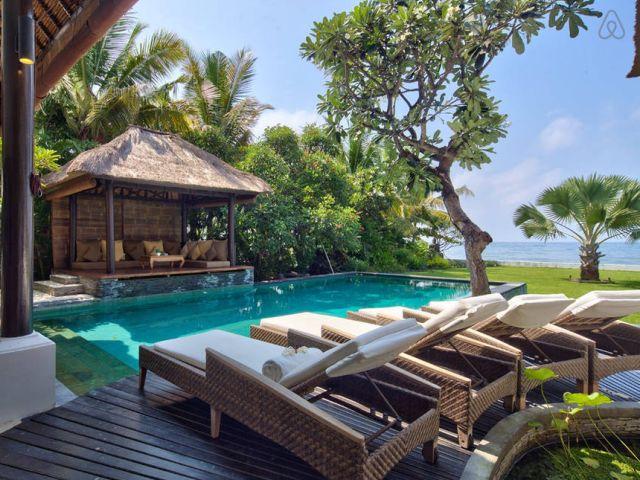 Airbnbs in Bali:  Villa Sheba