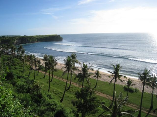 Bali's best beaches:  Balangan