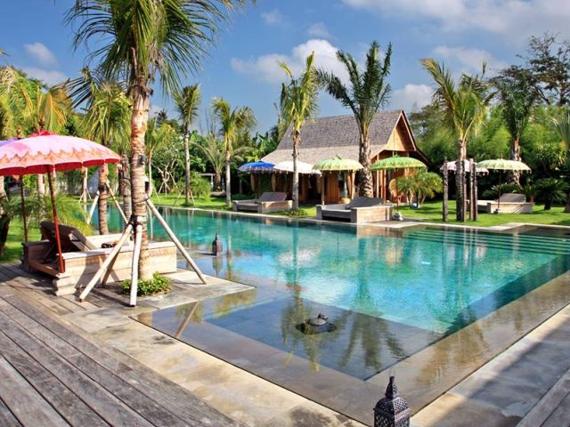 Bali island guide:  Umalas