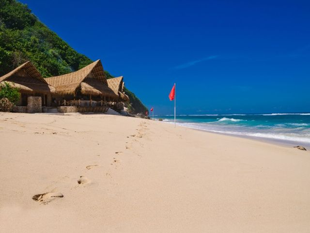 Bali's best beaches:  Finn's Beach
