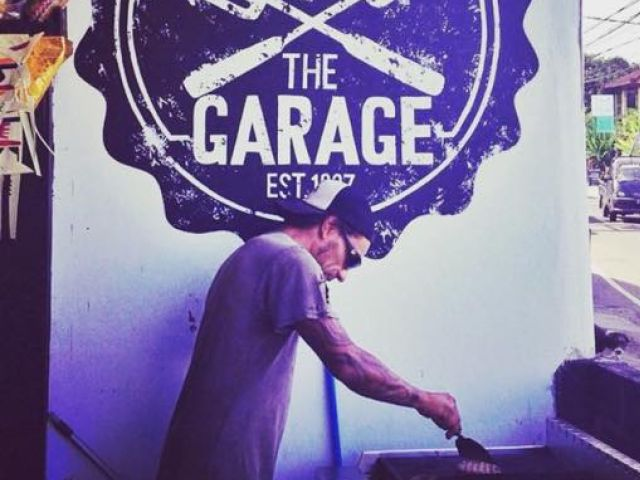 New in Canggu: The Garage