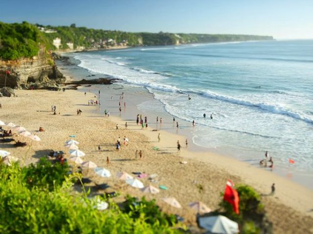 Bali's best beaches:  Jimbaran