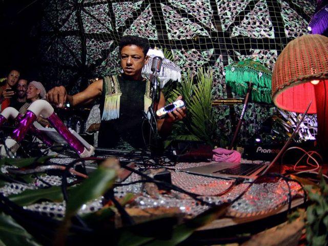 Music in Bali:  Jenja
