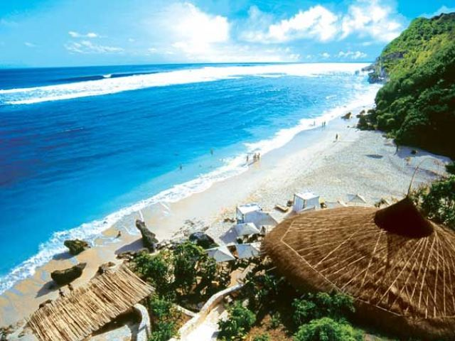 Bali's best beaches:  Karma Beach