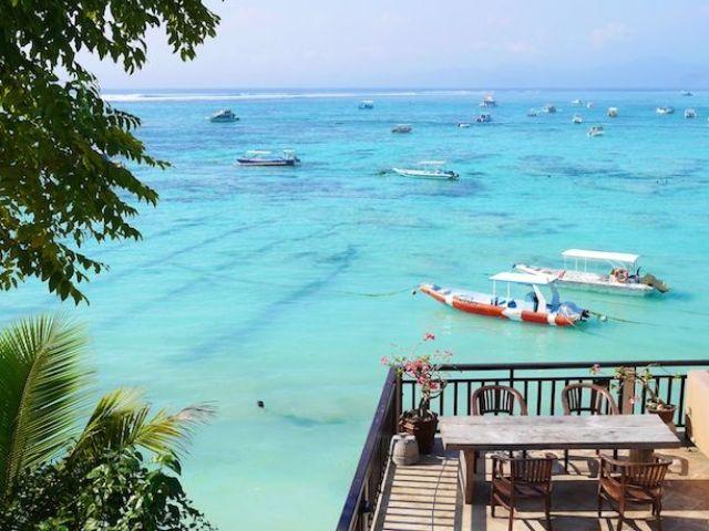 Bali island guide:  Nusa Lembongan