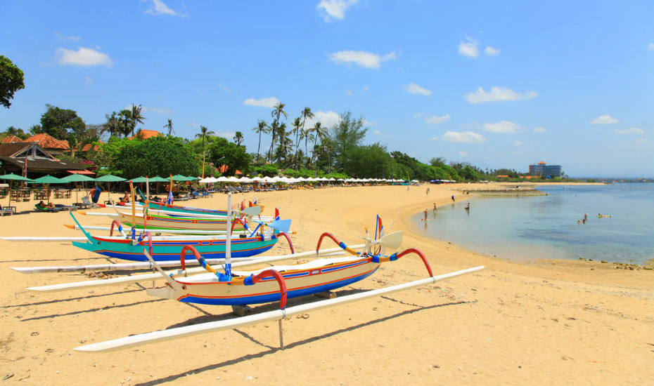 Not-so-sleepy Sanur is great for famiies