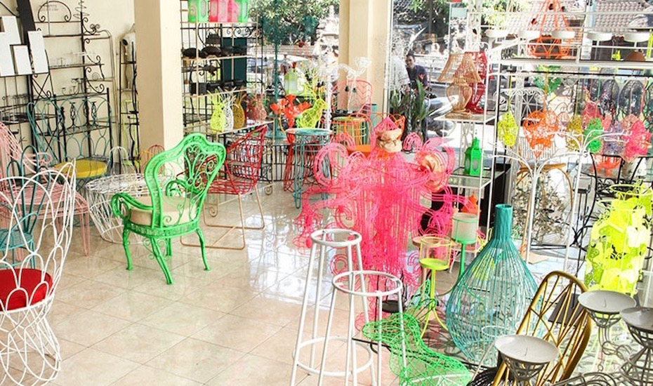 Balis Best Shops for cute and quirky homewares in Seminyak beyond