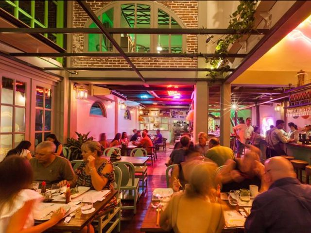 New restaurants in Bali: Saigon Street