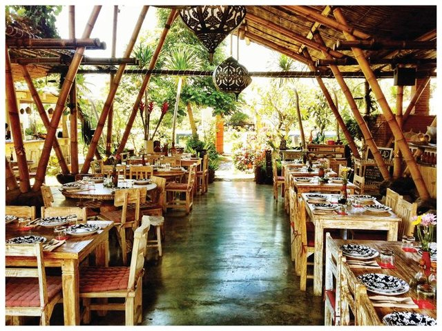 Best restaurants in bali:  La Finca