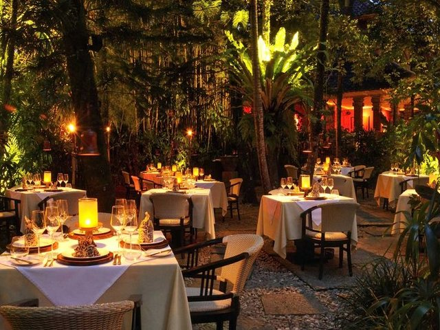 Best restaurants in bali: Mozaic