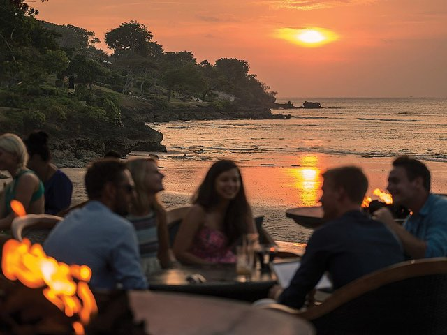 Best restaurants in bali:  Sundara