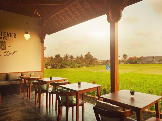 New restaurant in Bali: Cinta Cafe