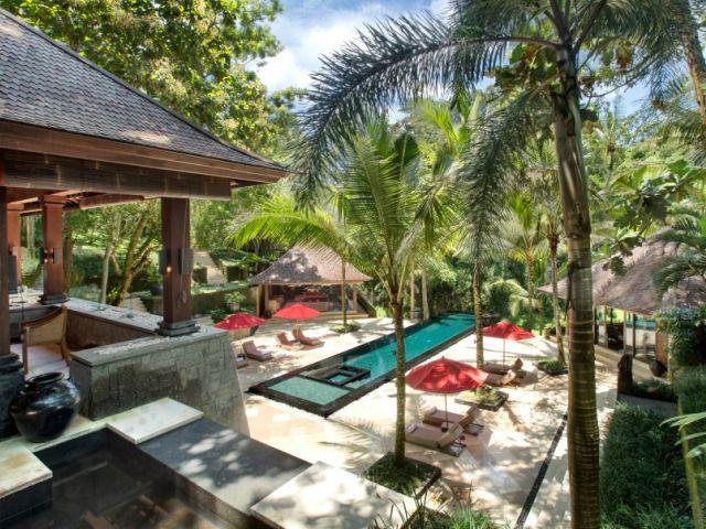 Luxury villa in Canggu: The Sanctuary