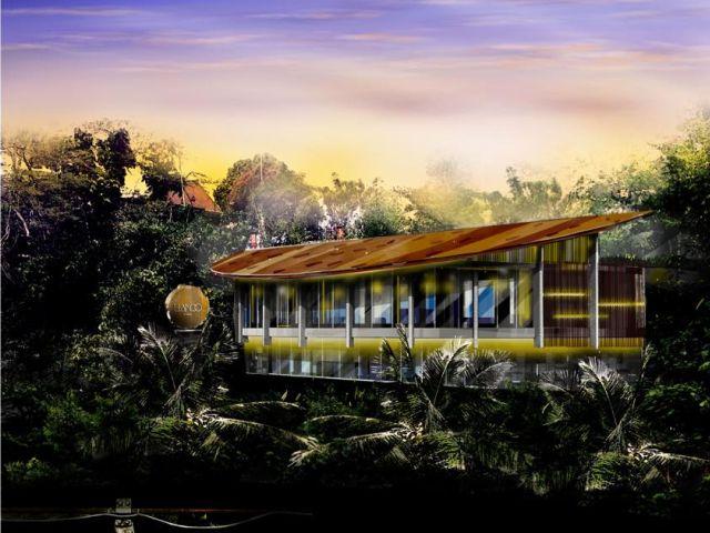 New restaurant in Bali: Blanco