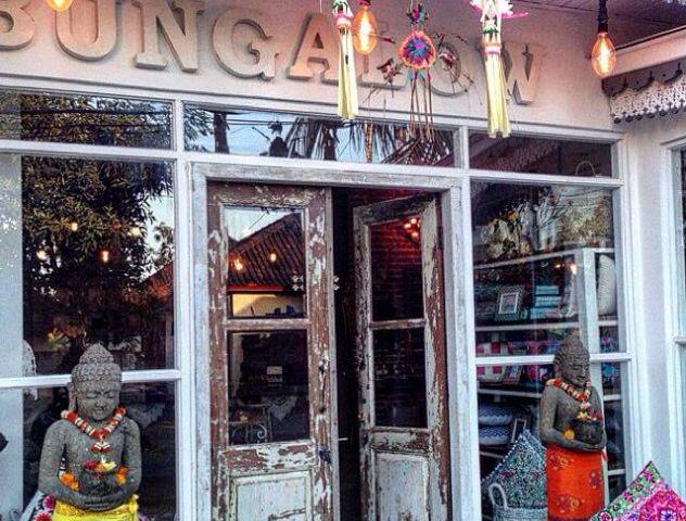 Shopping in Canggu: Bungalow Living