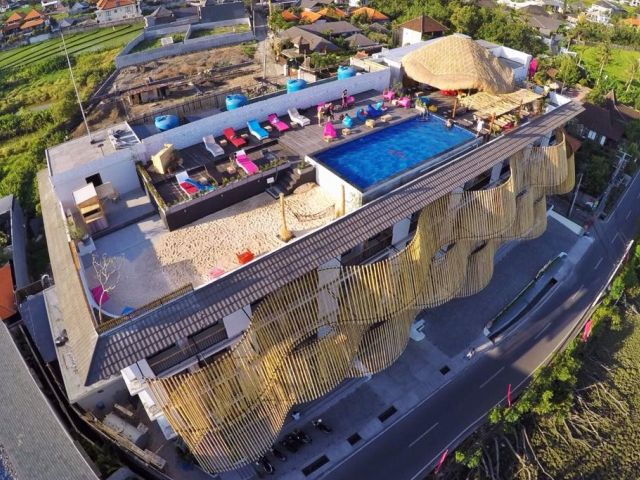 New accommodation in Bali:  Koa