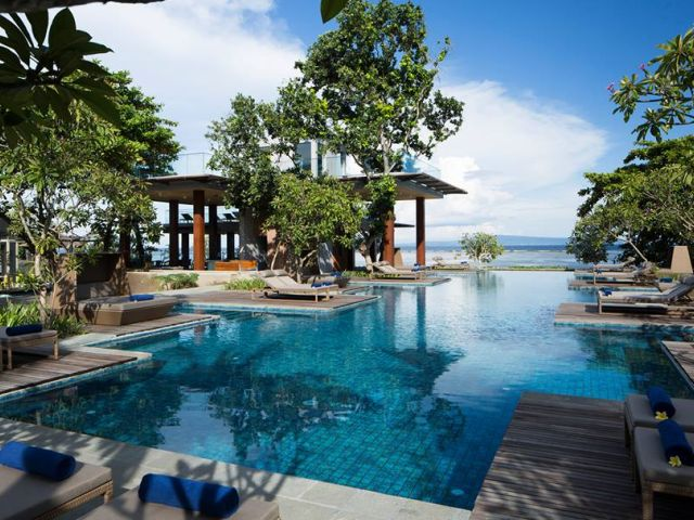 New accommodation in Bali:  Maya Sanur