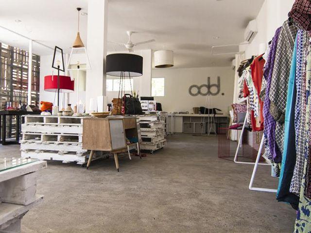 Shopping in Canggu: ODD