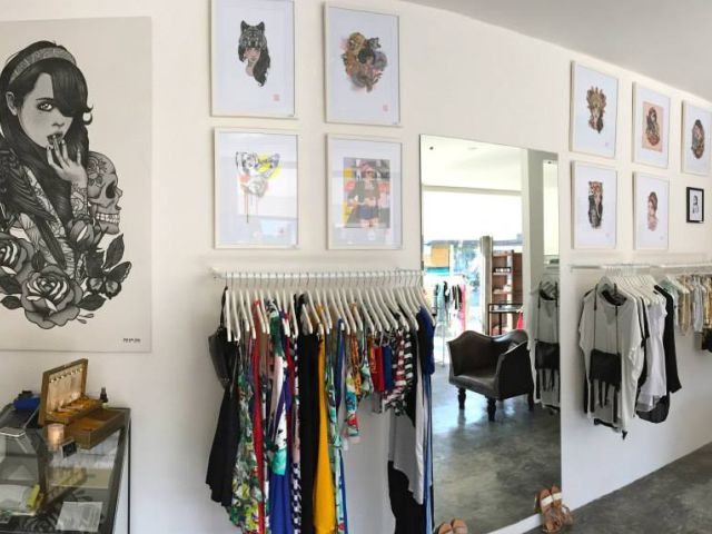 Shopping in Canggu: The Offering