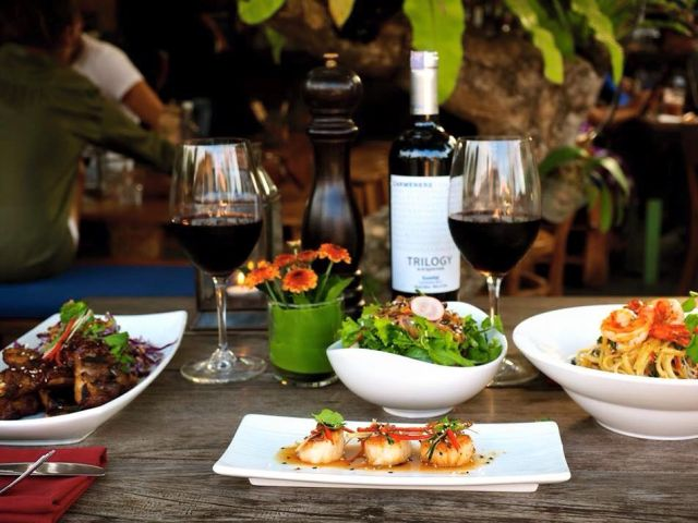 New restaurant in Bali: Watercress Ubud