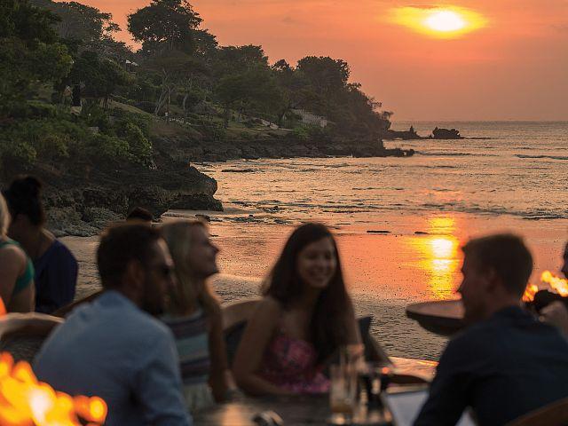 Jimbaran restaurant: Sundara