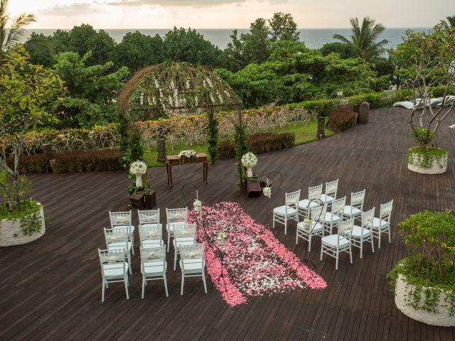 Bali wedding venue: Sheraton Bali Kuta