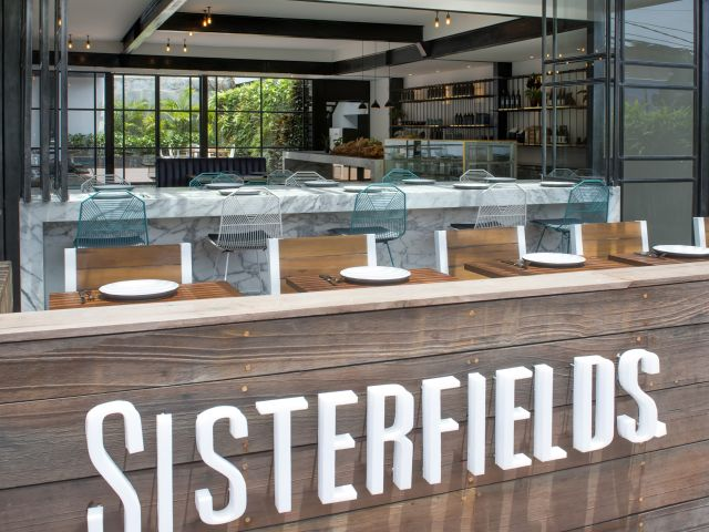 Seminyak restaurant: Sisterfields