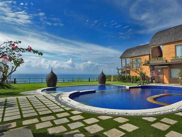 New accommodation in Bali: de Sapphire