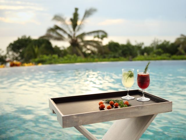 Cocktails in Bali: Sheraton