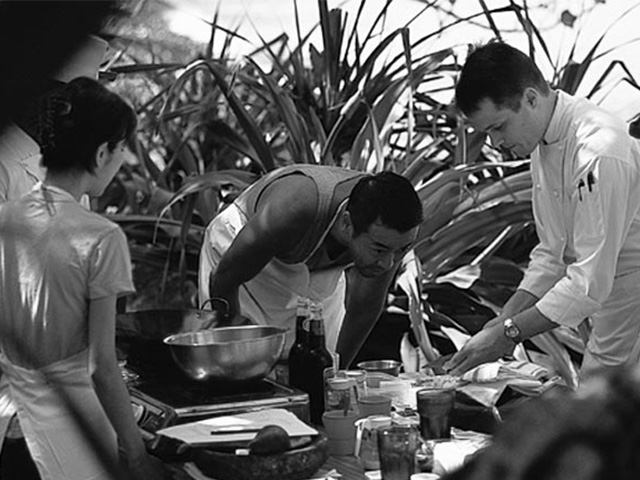 Cooking schools in Bali: Alila