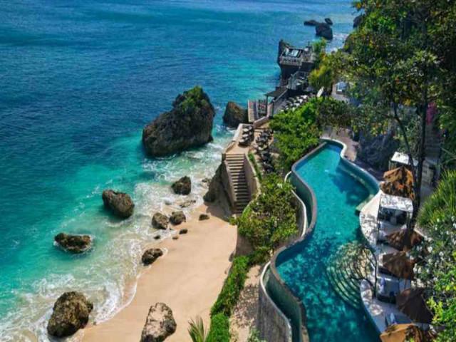Balis Best Infinity Pools