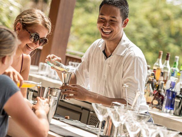 Cocktails in Bali: Sundara