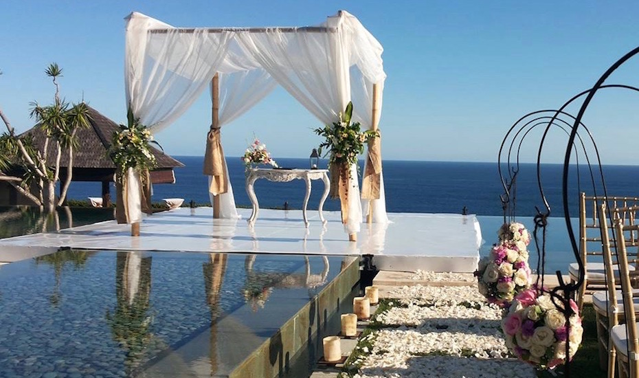 A Bali Dream Wedding Has Certain Ring To It Dont You Think