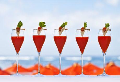 Cocktails in Bali: The St. Regis Bali