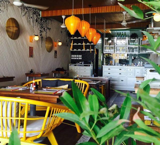 New restaurants in Bali: Lantern