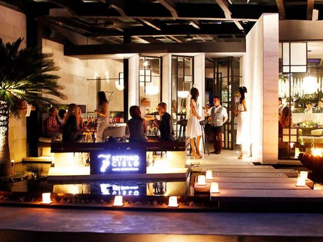 New restaurants in Bali: Settimo Cielo