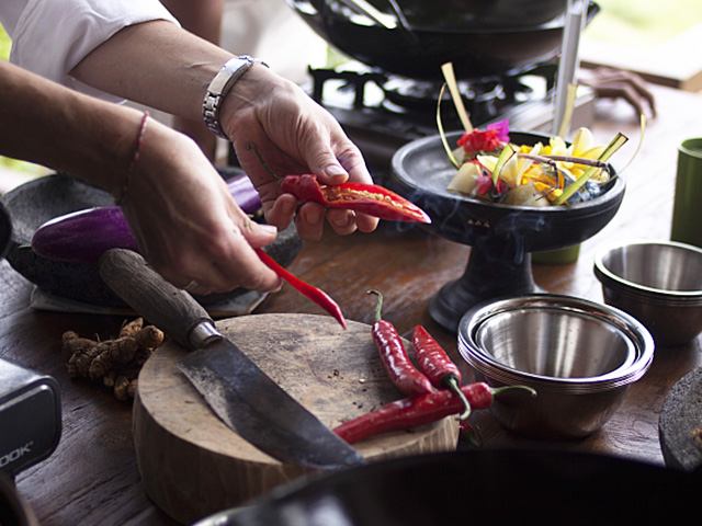 Cooking schools in Bali: Bali Cooking School