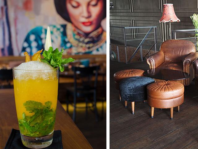 Cocktails in Bali: MamaSan