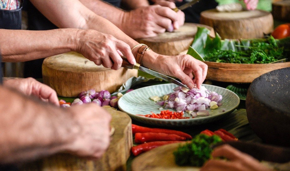 Bali's Best Cooking Schools: Spice up your sambal skills or nail a Nasi Goreng with a Balinese cooking class in Ubud, Seminyak, Canggu and beyond.