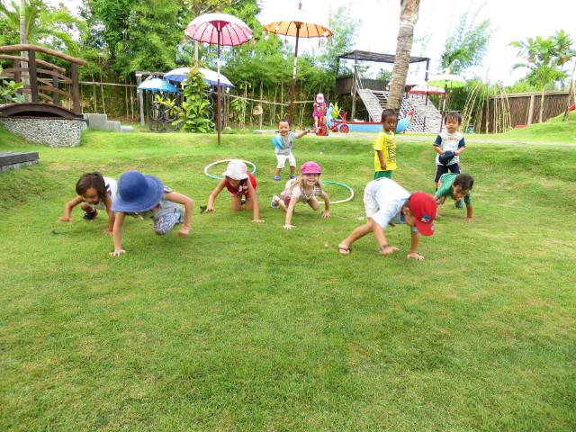 Childcare in Bali: Anak Atelier