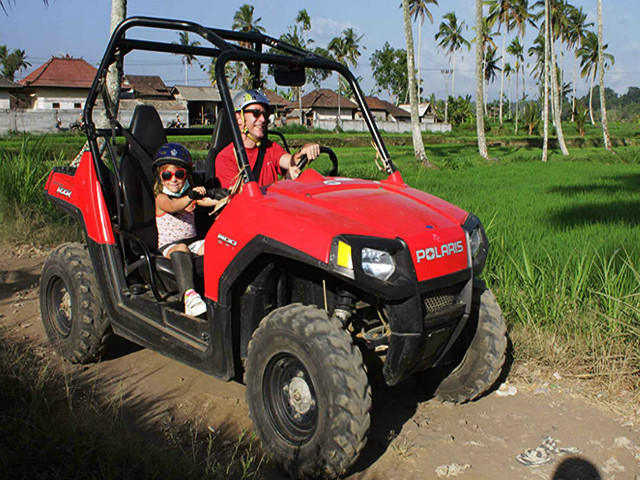 Sanur Guide: Bali Quad