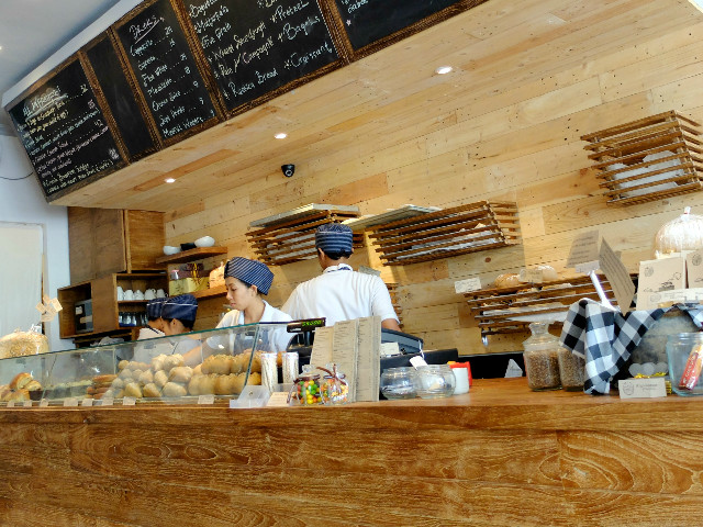 Sanur Guide: Bread Basket Bakery & Cafe