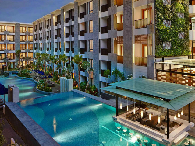 CHINESE NEW YEAR IN BALI DEALS: Courtyard by Marriott Bali Seminyak