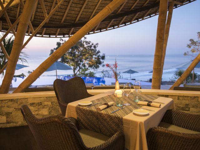 New restaurant in Bali: Dugong